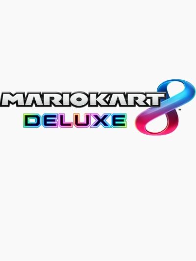 Mario kart 8 deluxe logo clipart image freeuse stock Mario Kart 8 Deluxe Png (53+ images) image freeuse stock