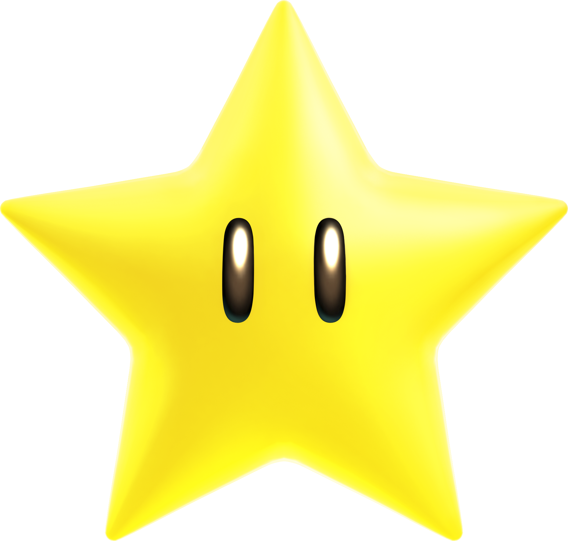 Mario star clipart clipart library library Powerup-super-star-sm.png 1,862×1,774 pixels | Super Mario et Luigi ... clipart library library