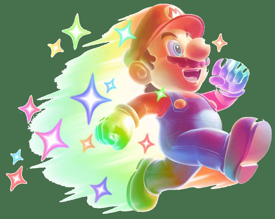 Mario star clipart png clip free library Mario Stars transparent PNG - StickPNG clip free library