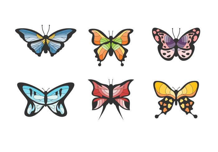 Mariposa clipart vector image black and white stock Free Beautiful Mariposa Vector - Download Free Vectors ... image black and white stock