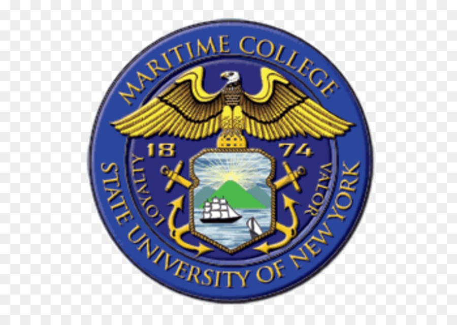 Maritime college clipart image library library SUNY Maritime College Emblem Organization Logo Badge - image library library