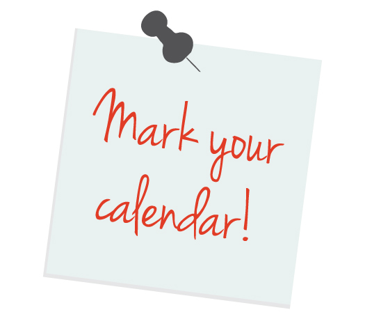 Mark your calendar clipart february image freeuse library Mark Your Calendar Clipart & Mark Your Calendar Clip Art Images ... image freeuse library