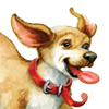 Marley the dog clipart clip royalty free download HarperCollins Children's Books - Kids Games and Contests: Printables clip royalty free download