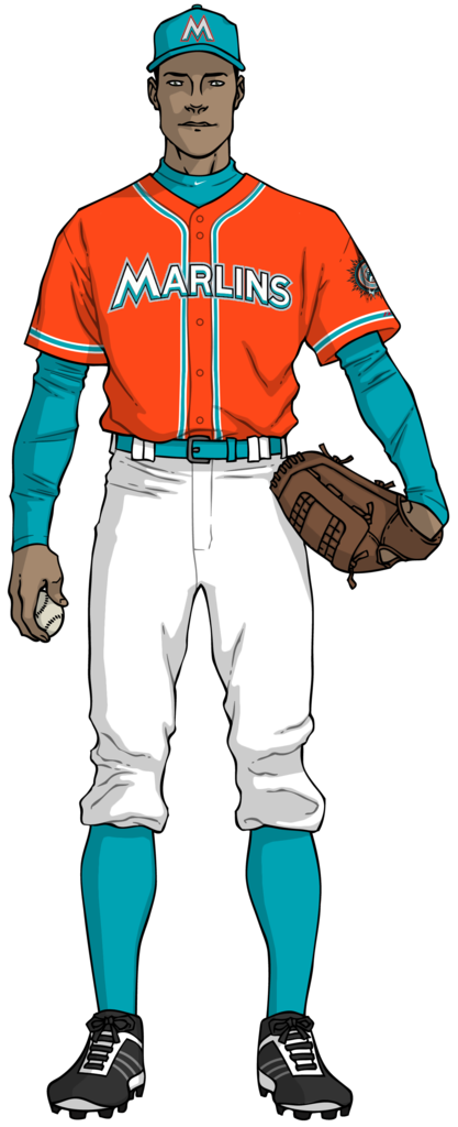 Marlins baseball clipart clipart library download Miami Marlins rework - Page 2 - Concepts - Chris Creamer's Sports ... clipart library download