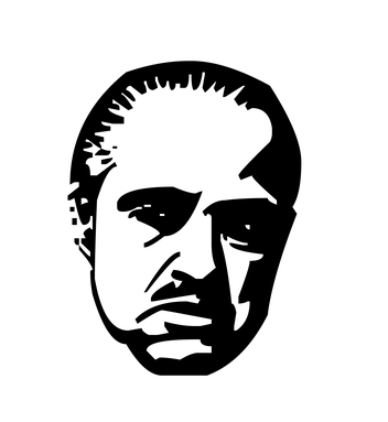 Marlon brando clipart svg freeuse stock Now here\'s a quiz you can\'t refuse. svg freeuse stock