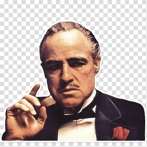 Marlon brando clipart picture freeuse stock Man wearing black necktie, white collared top and black ... picture freeuse stock