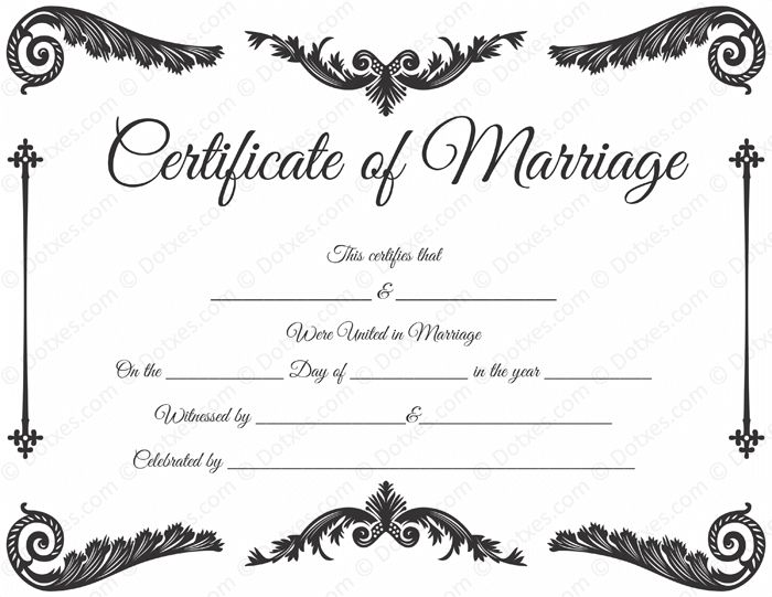Marriage license clipart jpg black and white download Collection Of Free Certified Clipart Marriage Certificate ... jpg black and white download