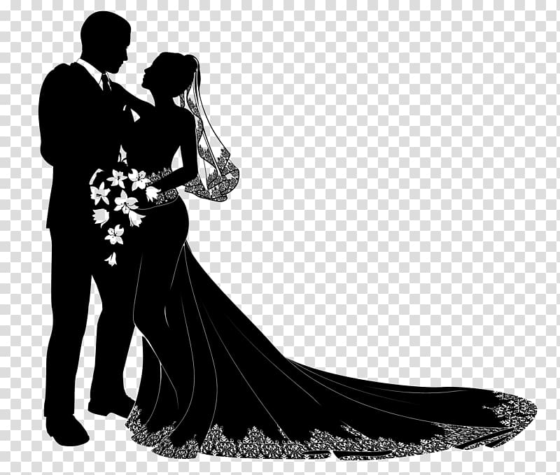 Marriage png clipart hispanic male white female vector free library Wedding invitation Marriage , Wedding couple transparent ... vector free library