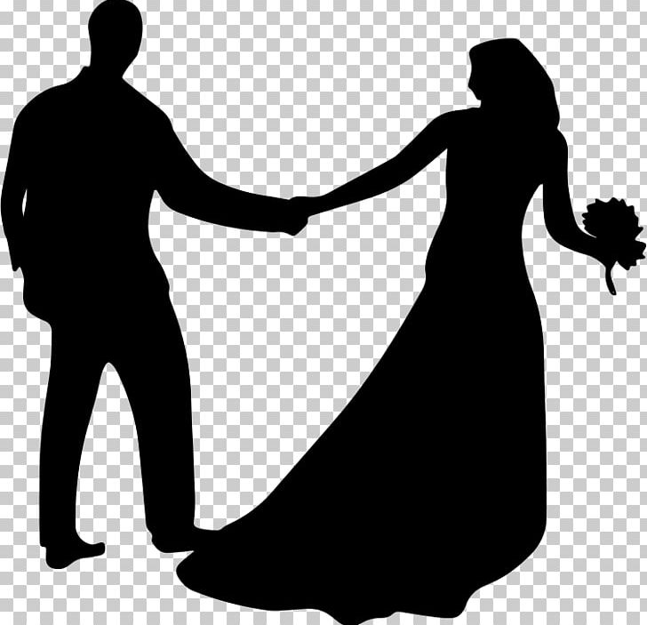 Marriage png clipart hispanic male white female black and white download Marriage Silhouette PNG, Clipart, Animals, Black, Black And ... black and white download