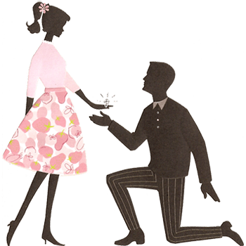 Marriage proposal pictures clipart clip art black and white Marriage proposal clipart » Clipart Portal clip art black and white