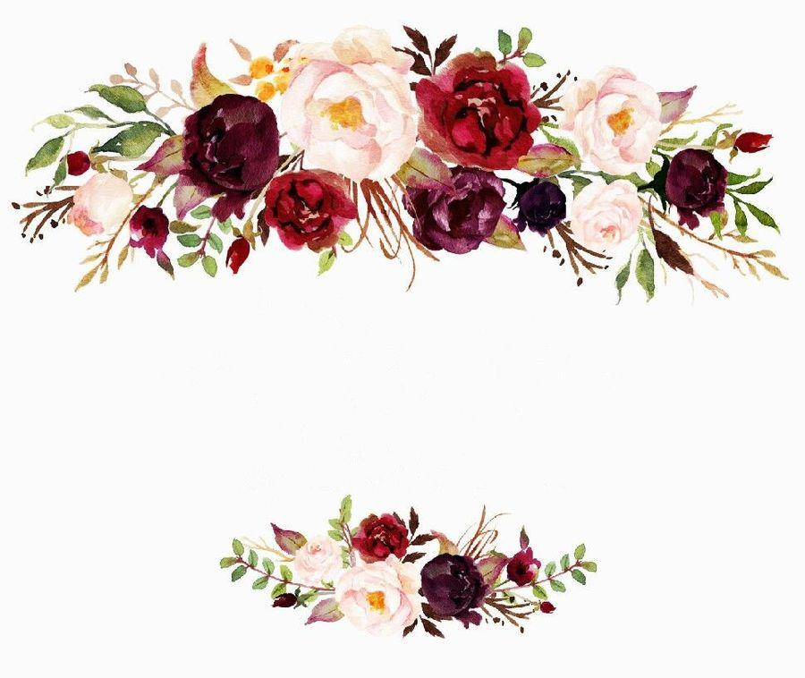 Marsala flower clipart clip art download Download floral marsala png clipart Floral design Wedding ... clip art download