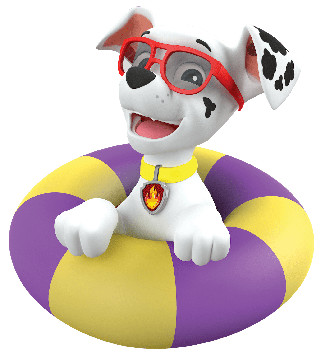 Marshall paw patrol clipart png royalty free Marshall In A Pool Paw Patrol Clipart Png png royalty free