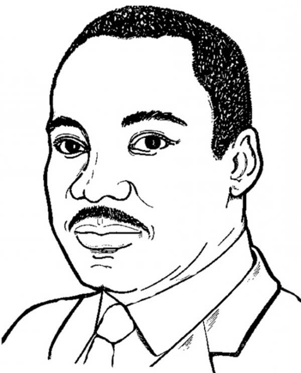 Martin luther king clipart black and white svg transparent download Martin Luther King Jr Clipart | Free download best Martin Luther ... svg transparent download