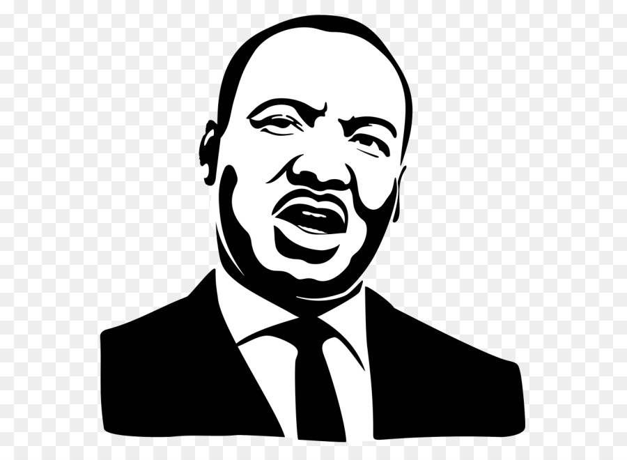 Martin luther king clipart black and white image freeuse stock Man Cartoon png download - 634*642 - Free Transparent Martin Luther ... image freeuse stock