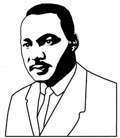 Martin luther king clipart black and white banner freeuse stock Free Martin Luther King Jr Clipart, Download Free Clip Art, Free ... banner freeuse stock