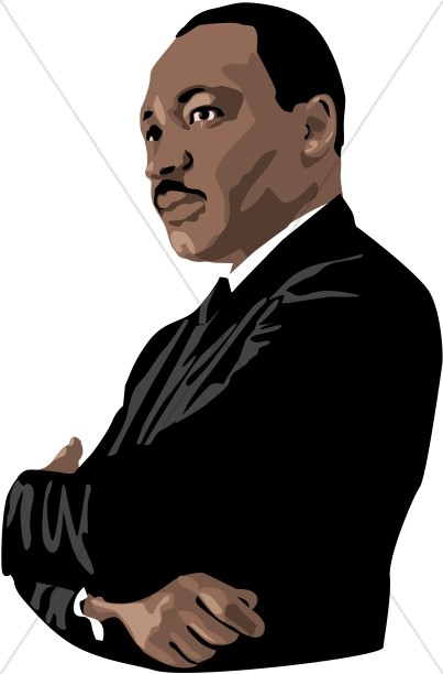 Martin luther king clipart free banner transparent Martin Luther King Jr. Graphic   Martin Luther King Clipart banner transparent
