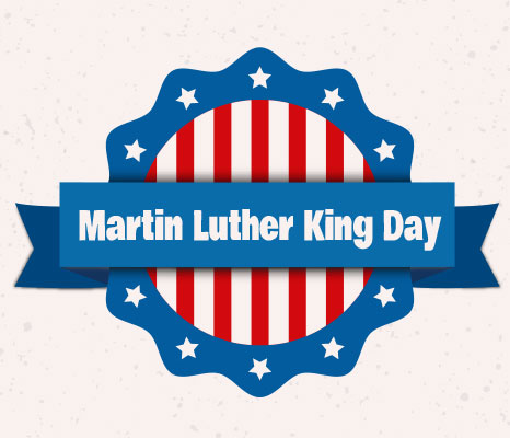 Martin luther king day 2019 clipart graphic royalty free Martin Luther King, Jr. Day, January 21, 2019 | Lackawanna County ... graphic royalty free