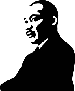 Martin luther king day 2019 clipart banner library stock Martin Luther King National Day of Service | Berkshire Community College banner library stock