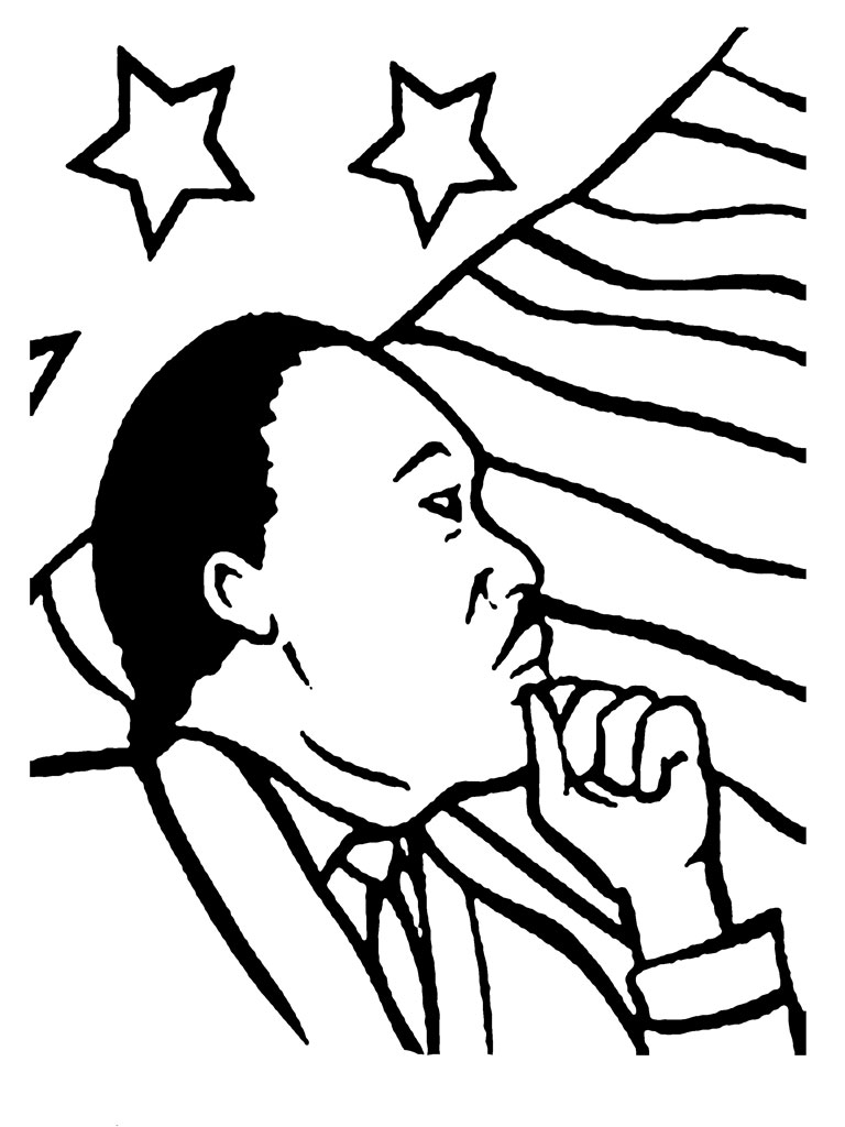 Martin luther king jr clipart simple clipart black and white download Collection of Martin luther clipart | Free download best Martin ... clipart black and white download