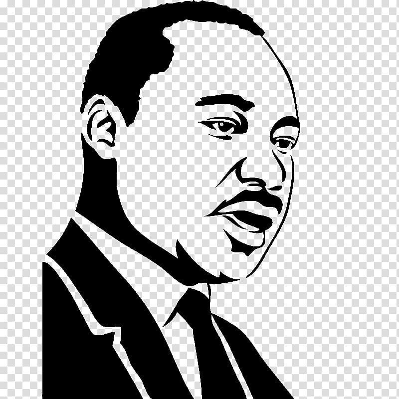 Martin luther king jr day clipart transparent background jpg library stock Martin Luther King Jr. Day I Have A Dream African American ... jpg library stock