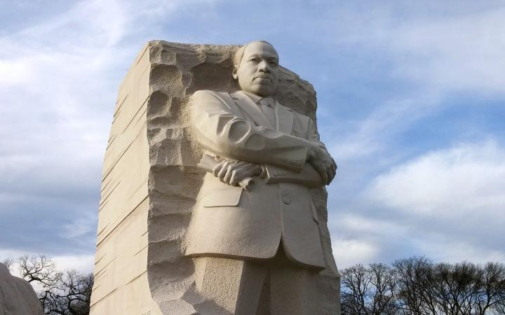 Martin luther king jr memorial clipart image transparent download When is Martin Luther King Jr. Day? | 2020 MLK Day Date & History ... image transparent download