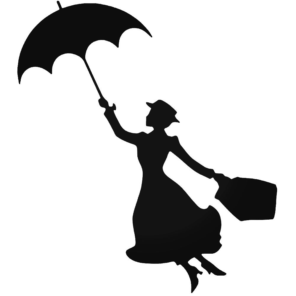 Maru poppins clipart picture Mary poppins umbrella clipart » Clipart Portal picture