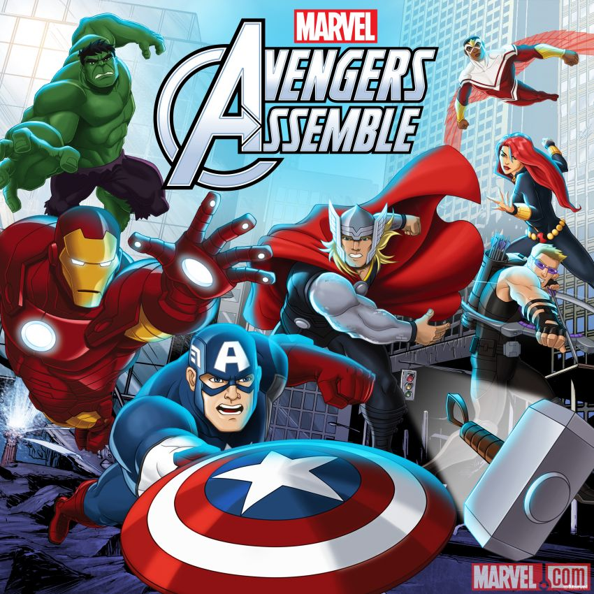 Marvel avengers clipart image free download News | Marvel.com image free download