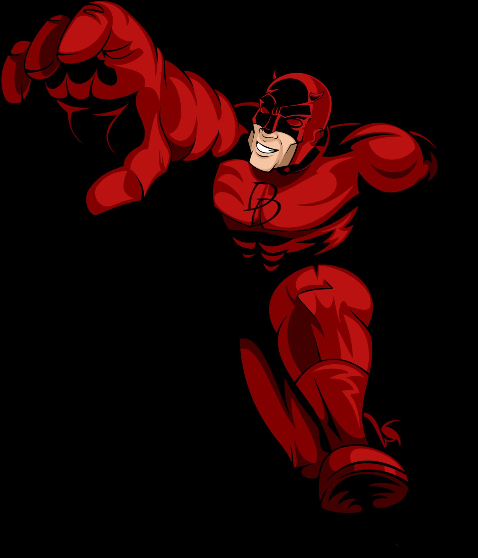 Marvel character clipart on transparent background jpg stock Marvel Daredevil PNG Transparent Images | Free Download Clip Art ... jpg stock