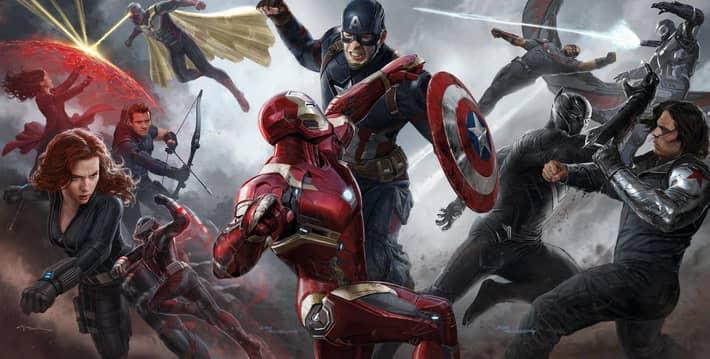 Marvel civil war clipart png transparent stock The Ultimate Marvel Movie Timeline | moviepilot.com png transparent stock