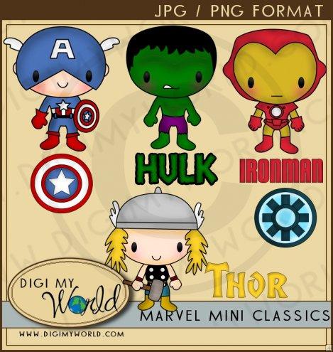 Marvel clipart banner library Marvels Clip Art | Clipart Panda - Free Clipart Images banner library