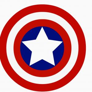 Marvel clipart hd png library library Top Marvel T Shirts Captain America Vector Design | VectoRealy png library library