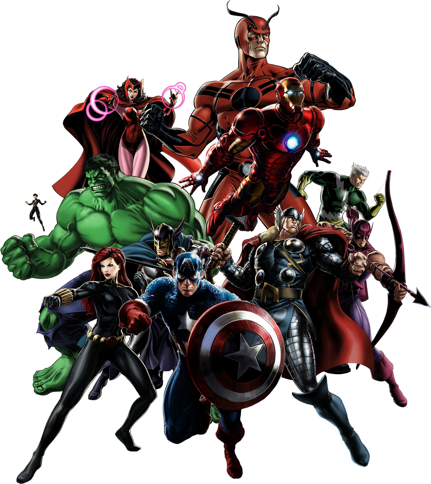 Marvel superhero clipart clipart transparent Avengers (Earth-12131) | Marvel Database | FANDOM powered by Wikia clipart transparent
