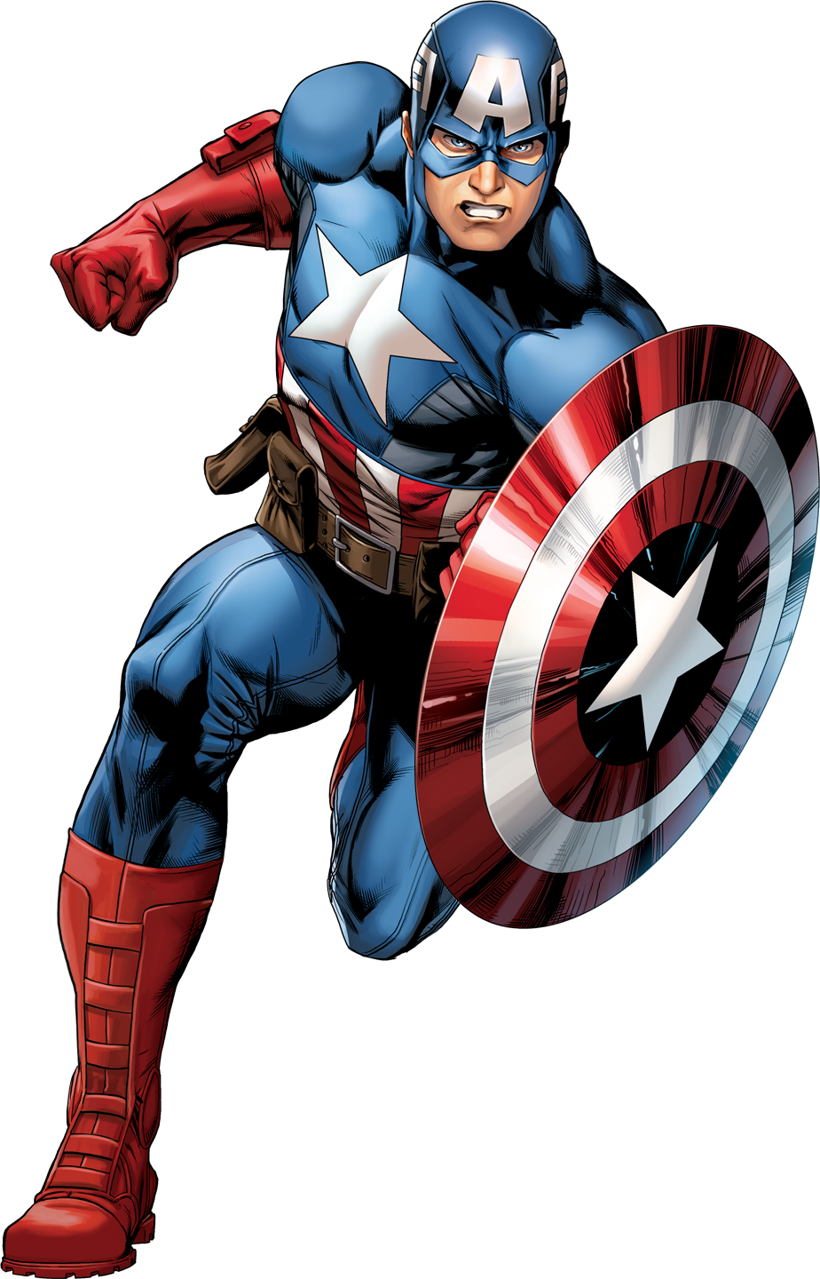Marvel super heroes clipart banner freeuse stock Marvel Captain America PNG Image - PurePNG | Free transparent CC0 ... banner freeuse stock