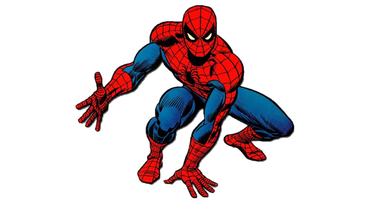 Marvel comic book clipart clip art royalty free library Spider man PNG Image - PurePNG   Free transparent CC0 PNG Image Library clip art royalty free library