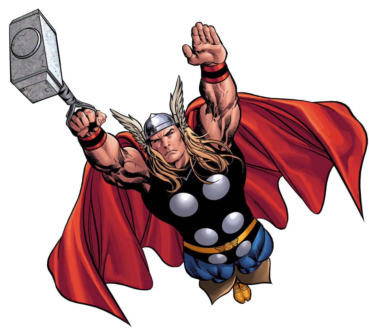 Marvel comic book clipart clip free library The #Mighty #Thor #Marvel #Comic #Fan #Art. Description from ... clip free library