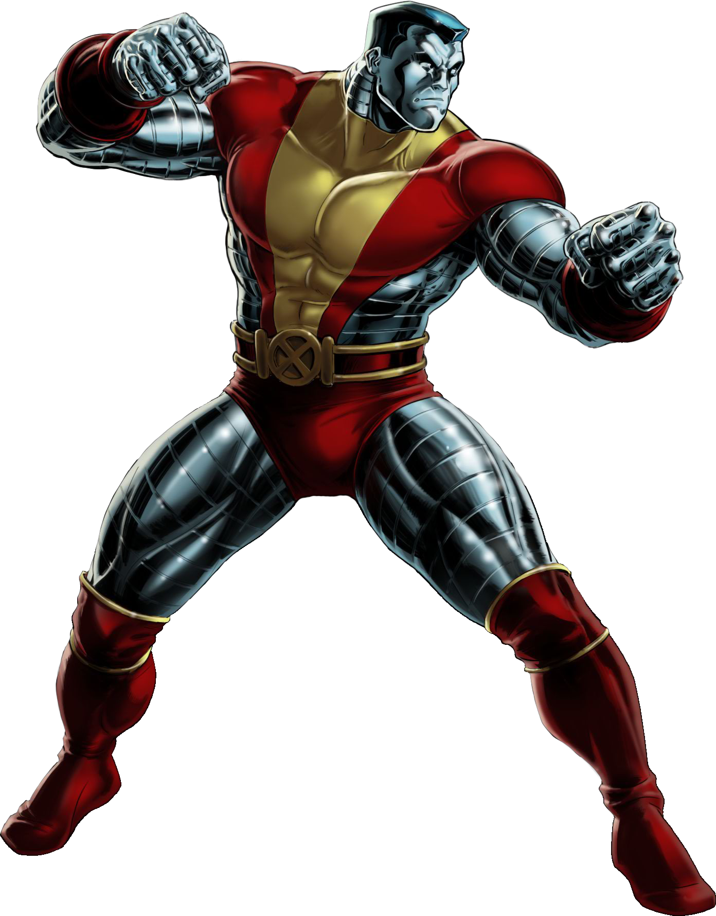Marvel comic book clipart png freeuse colossus comics   Colossus VS Ironclad   Toy/Character Design ... png freeuse