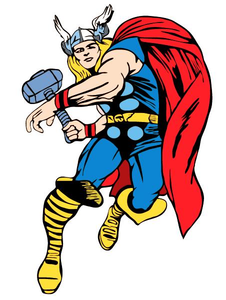 Marvel comics clipart picture Superhero Printables picture