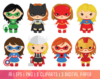 Marvel comics clipart picture royalty free download Thor clipart | Etsy picture royalty free download