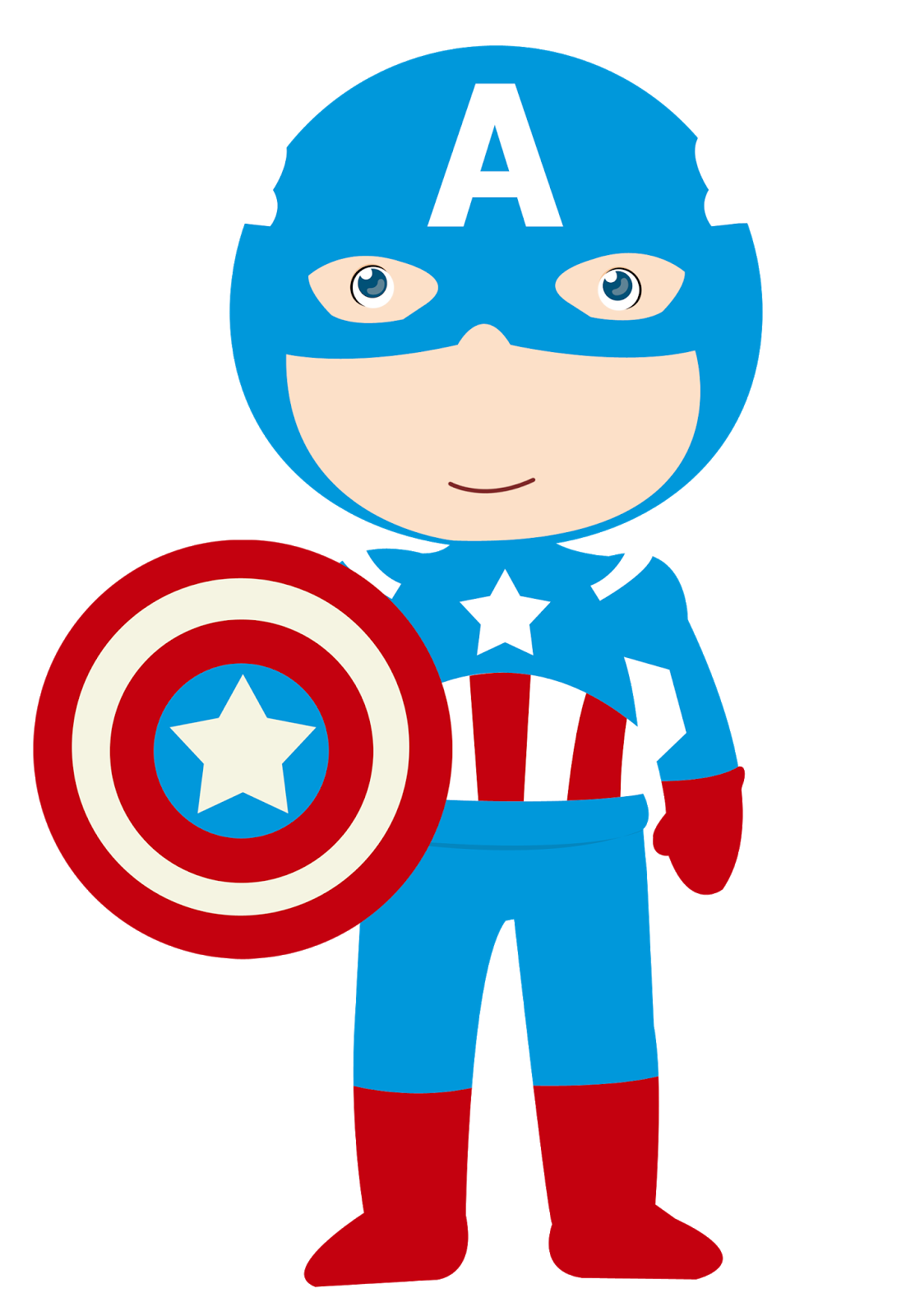 Marvel halloween clipart picture free Avenger Babies Clipart. - Oh My Fiesta! for Geeks picture free