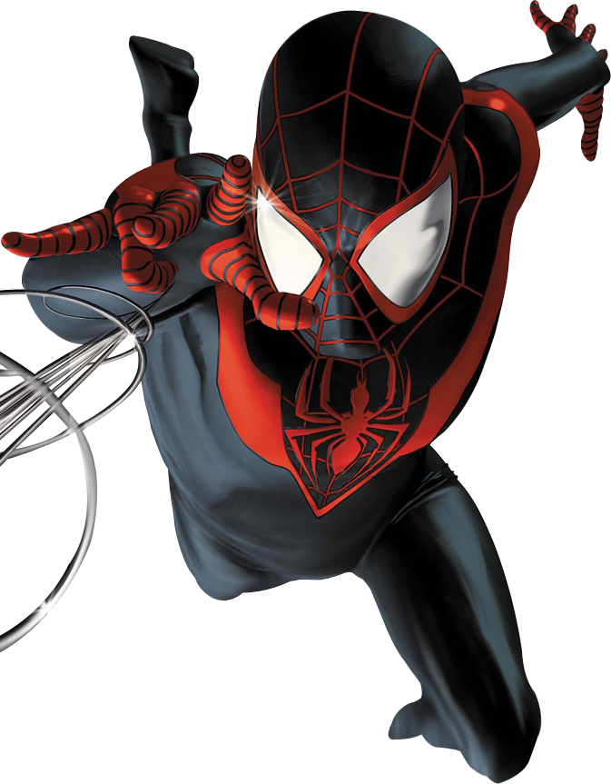 Marvel halloween clipart graphic free Image - Spider-Man (Earth-1610) from Ultimate Comics Spider-Man Vol ... graphic free