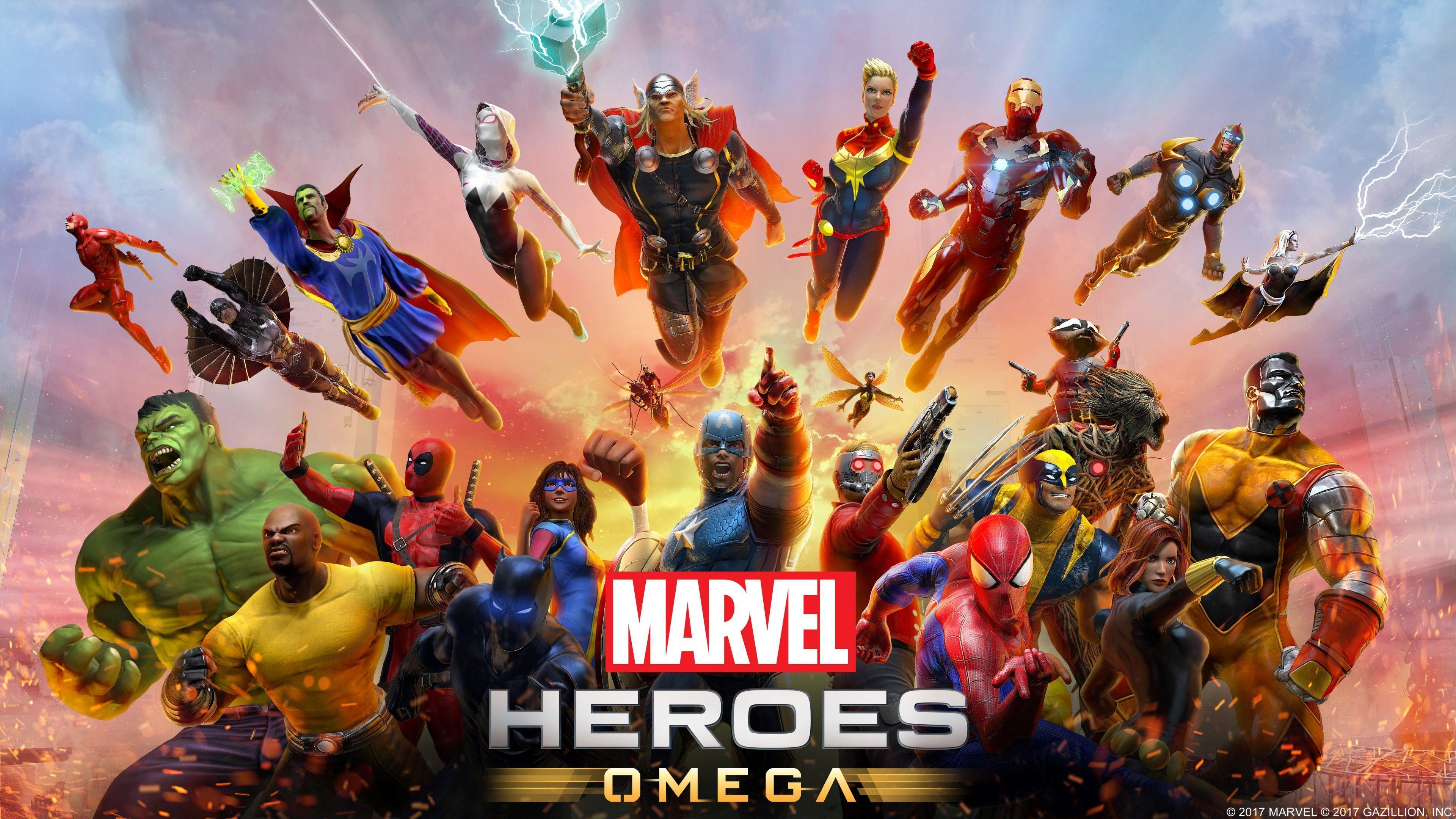 Marvel heroes omega clipart freeuse library Download Marvel Heroes Omega 4k Wallpaper Hd Puter Desktop - Marvel ... freeuse library