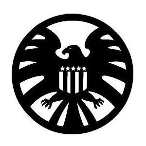 Marvel logo clipart graphic black and white Marvel-ous - Polyvore graphic black and white