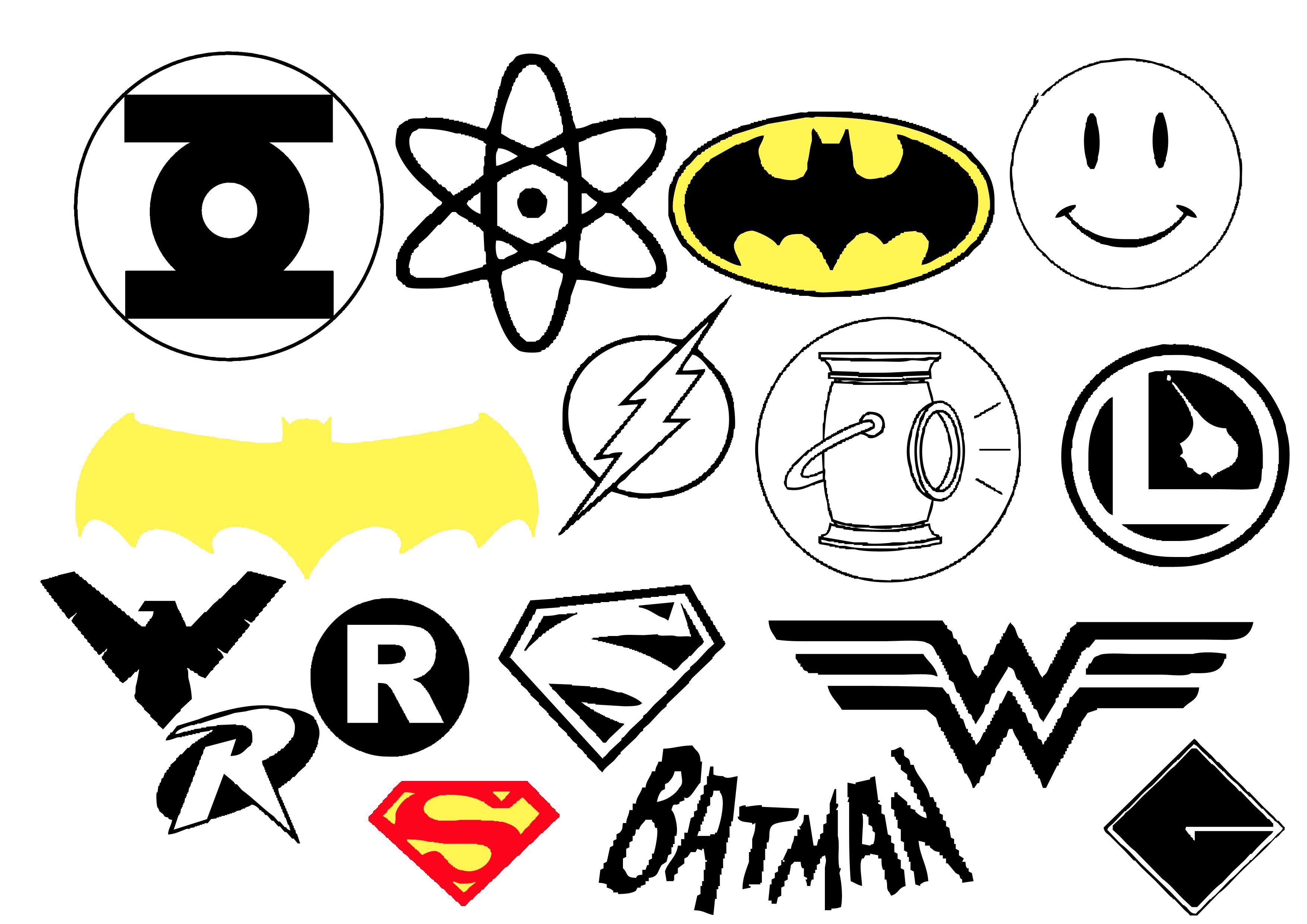 Marvel logo clipart picture download Marvel Super Hero Clipart - Clipart Kid picture download