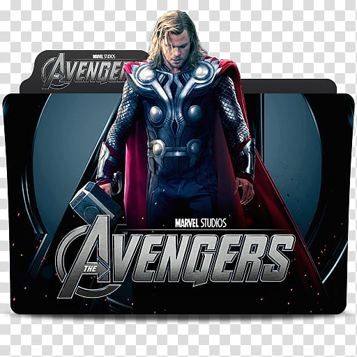 Marvel movies cliparts png library download MARVEL Cinematic Universe Folder Icons Phase One, theavengers-thor ... png library download