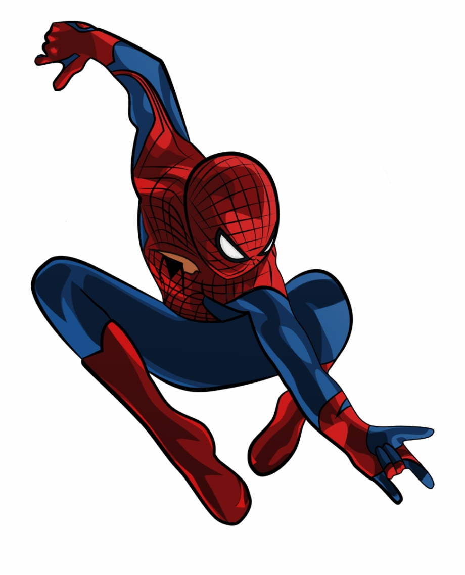 Marvel spider man movie cliparts picture free download Movie Amazing Spider Man Clipart - Spiderman Into The Spider Verse ... picture free download
