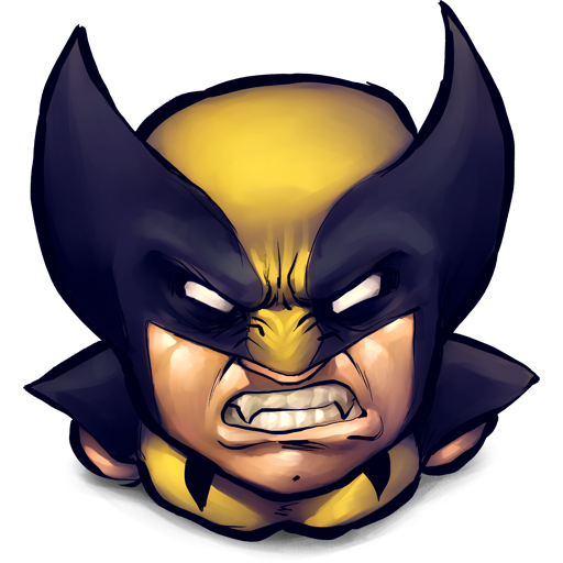 Marvel wolverine clipart picture freeuse library Kids wolverine clipart - ClipartFest picture freeuse library