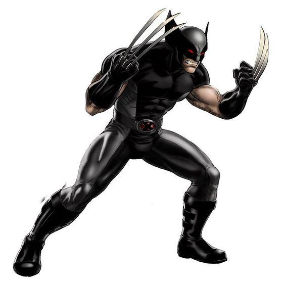 Marvel wolverine clipart svg free download Wolverine #Uncanny #X-Force #Clip #Art. ÅWESOMENESS!!!™ ÅÅÅ+ ... svg free download