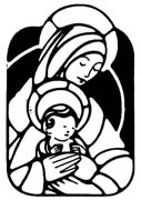Mary and jesus clipart svg royalty free download Clipart mary and jesus - ClipartFox svg royalty free download