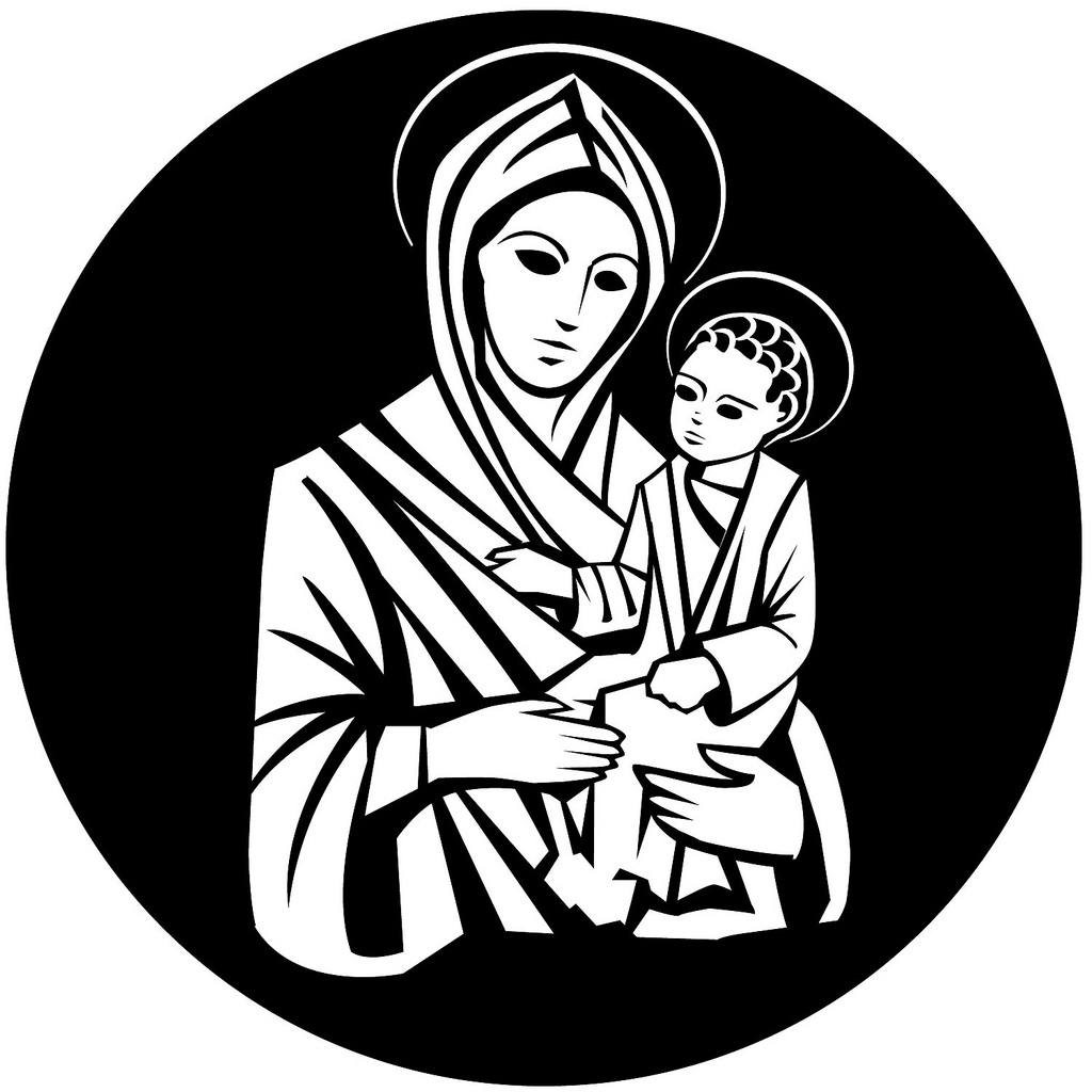 Mary and jesus playing clipart clip download Mary And Jesus Vector Image - a photo on Flickriver - ClipArt Best ... clip download