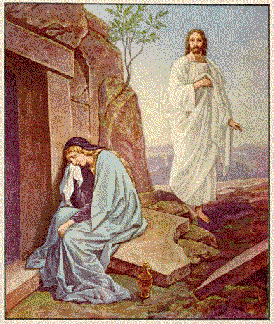 Mary and jesus public domain clipart